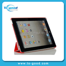 Promotional Best Selling Chinese Products Leather 9.7 Inch Tablet Flip Cover Case For iPad 2 3 4