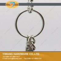 hot sale made in china metal lego keychain wholesale