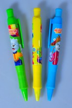famous brand new arrival promotional cartoon pen/guangdong gift pens/Various Type Practical ABS Ballpoint Pen YB-988