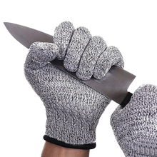New Mesh Knife Cut Resistant Protective Glove OEM Safety Working Glove