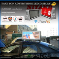 products car roof top advertising lighted signs