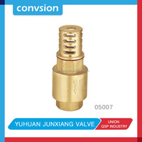 Proline 3/4in 101-325NL Brass Low Lead Foot Valve manufactured in China