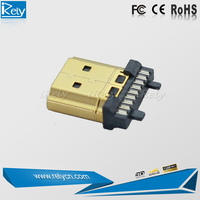 new product 1080p HDMI audio jack connector