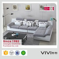 Latest Design Home Furniture Modern Lounge Sofa for Sale