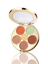 5 couleur concealer palette maquillage fondation anti-cernes