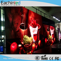 Pantallas interior electronicas p3.9 P4 led video wall stage led screen for concerts