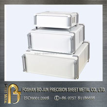 ISO certificated custom 3 phase junction box , distribution box made in china