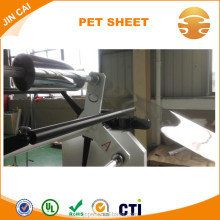 transparent pet film rolls / pet plastic sheet for vacuum forming