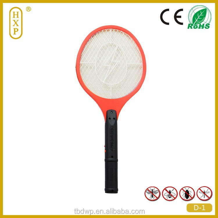 2015 Brazilian maket best selling mosquito racket (TB D-1)