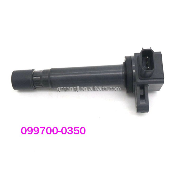 High Quality Wholesale Ignition Coil 099700-0350 For Ignition Coil Mitsubishi HONDA