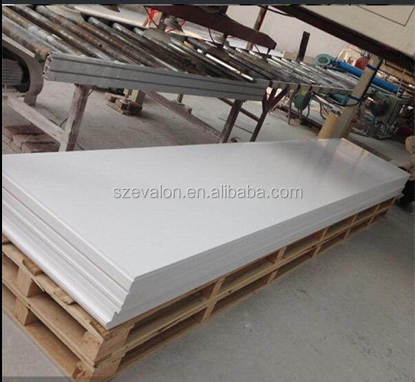 Pure Acrylic Solid Surface with Bending Property for Different Modelling,Artificial acrylic solid surface sheet