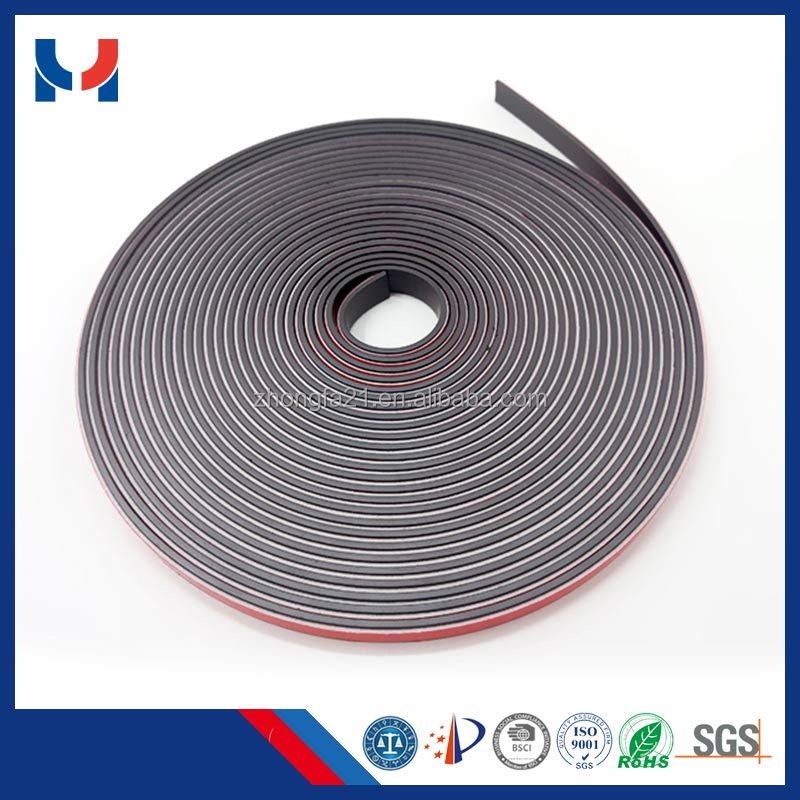 Manufacture various strong magnetic tape