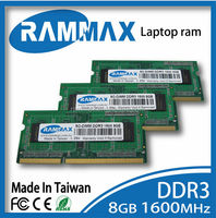 Latest memory ram DDR3 1600mhz 8GB home mini computer