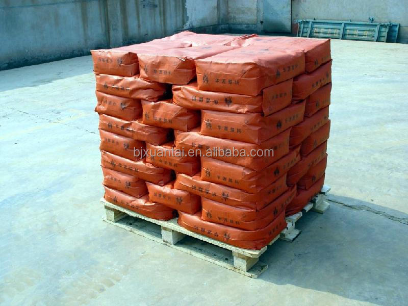 Direct factory iron oxide orange with best price