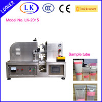 Laminated plastic tube Ultrasonic sealer
