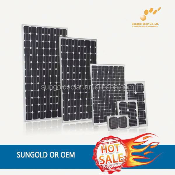 Made-In-China solar panel 3w 9v