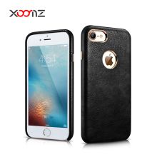 XOOMZ Luxury PU Leather Mobile Phone Case for Iphone 7 7 plus Cover