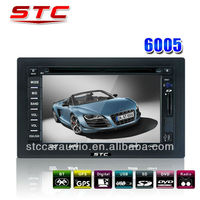 The Lowest Direct Factory Prices for Touch Screen 2 Din Car Dvd Player STC-6005