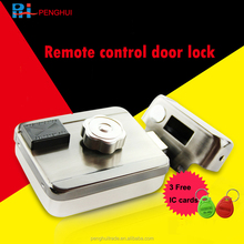Stainless steel access control remote control electric control door lock