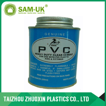 Plastic PVC and CPVC Pipes and Fittings Glue Adhesive Glue