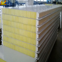 Rock wool insulated sandwich floor panel price for sale