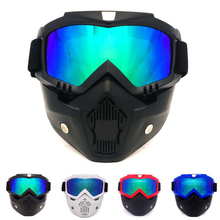 Outdoor Motocross Flexible cycling eyewear helmets sports motorcycle riding goggles For man women