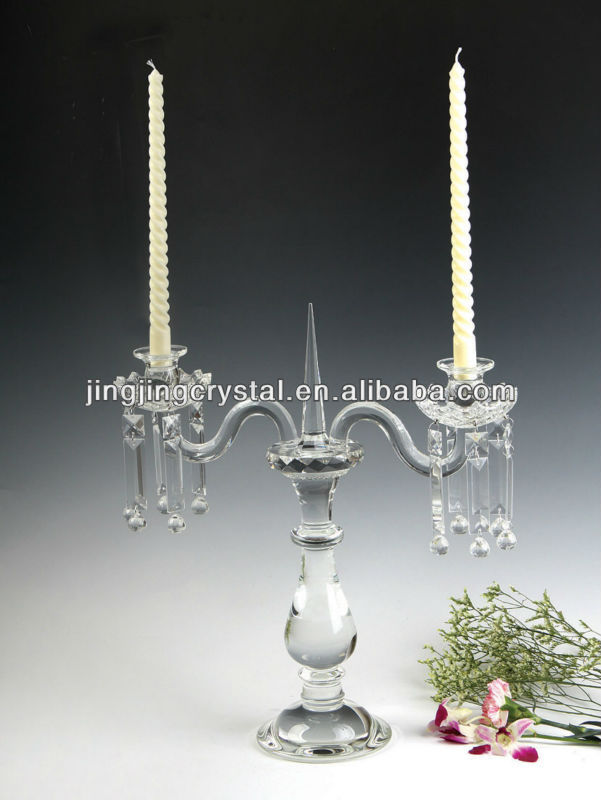 wholesale wedding Decorations & Table centerpieces crystal candle holders