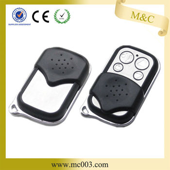 Best Selling Universal 433mhz wireless remote control