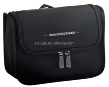 Men toiletry bag / Hanging Toiletry Travel Bag / Travel Toiletry Kit with Metal Hook