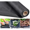 weed control fabric / landscape ground cover pp spunbond non woven fabric from China
