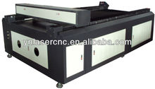 YN1325 large lazer fabric laser cutting machine with high quality and great after sale service