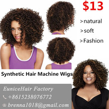 Good quality cheap wigs overnight delivery lace wigs synthetic hair wigs for black women