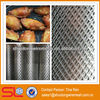 Gold supplier of Alibaba Metal Building Material stretched aluminum expanded metal mesh panel/expanded metal mesh