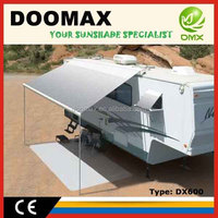 #DX600 New Design Aluminium Caravan Awning