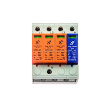 surge protector device with thermal trip spd Module Series surge lightning new surge protector thunder arrester protection