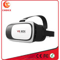 Best sell camera virtual display glasses majestic 3d 2nd generation 3d vr box