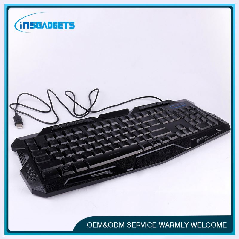 Wholesale wired computer keyboard ,h0tgb wired mechanical gaming keyboard for sale