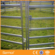 cheap hiigh quality portable metal horse fence panel