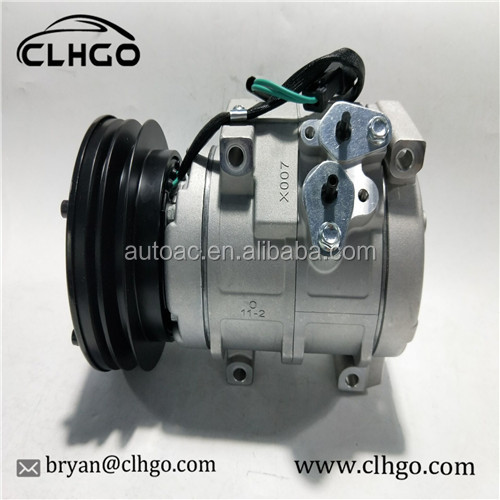 176-1895 231-6984 447220-3845 447220-3846 447220-3848 2597244 10S17C AUTO ac compressor for C-aterpillar CAT 320/320C