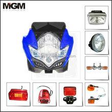 high quality all kinds motorcycle head lamp