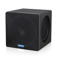 SUB10P 10 inch high quality active subwoofer for home theater