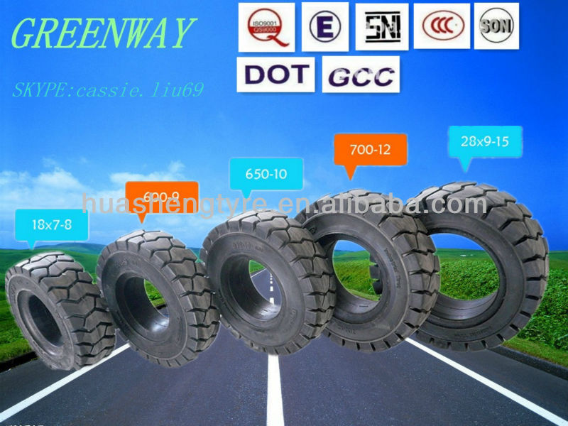 solideal tires for forklift skid steer tire rims 10-16.5 300-15 8.25-15 5.50-15 28x9-15 6.5-10 700-12 250-15 700x12 7.00-12