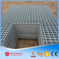 ISO CE BV SGS Steel driveway grates grating,stainless steel floor grating,steel grating weight