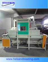 Stone automatic transmission sandblasting machine