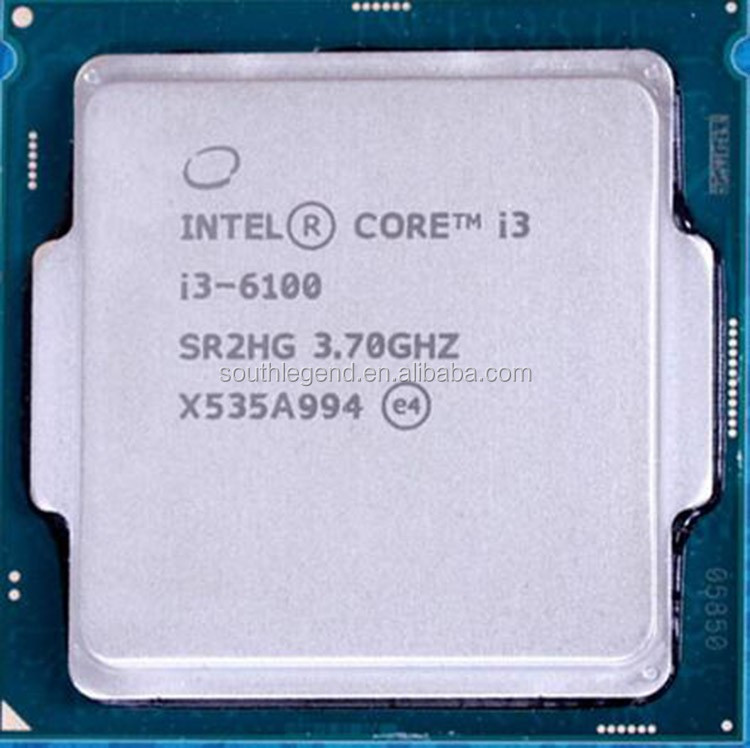 Stock lga1151 socket computer cpu i5 6600T SR2C0 2.7GHz