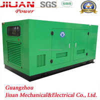 Top Quality Industrial Power Diesel Genset 100kva With usa brand Engine