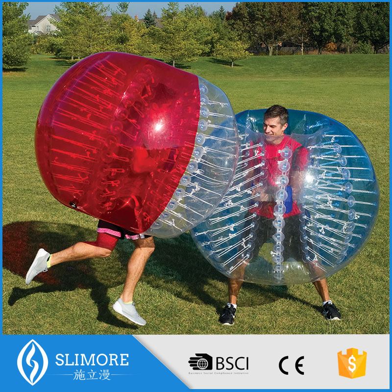 tpu human body inflatable buddy sumo belly bumper bubble ball for adult