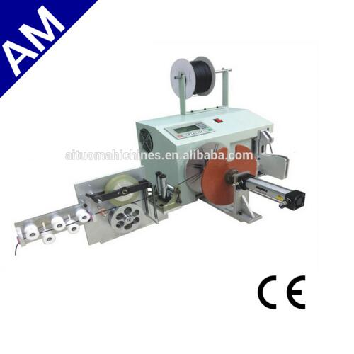 AM105 Copper wire coil winding machine/ wire binding machine