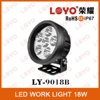 HIGH POWER EPISTAR LED 10W 18W 20W LED WORK LIGHT LED OFF ROAD