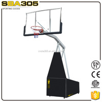 outdoor sport heavy duty basketball game equipment